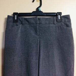 FASHION BUG 4P, GREY  SLACKS